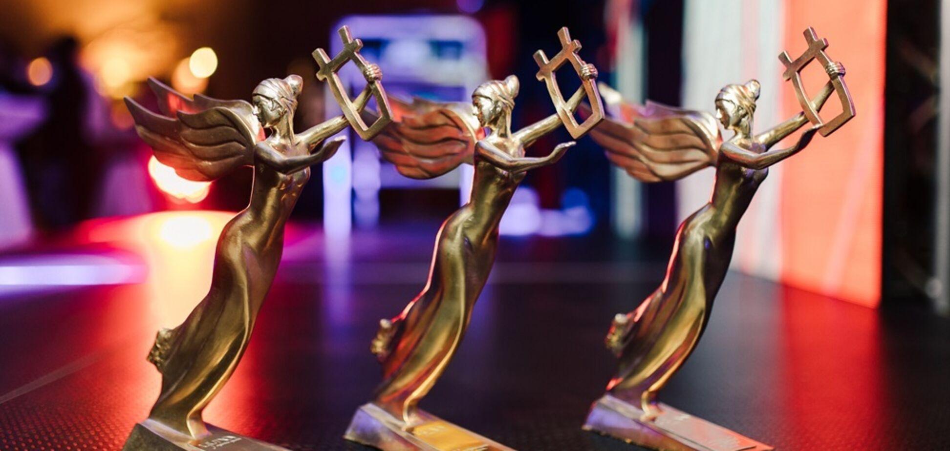 Зірки на премії YUNA-2021 в Києві