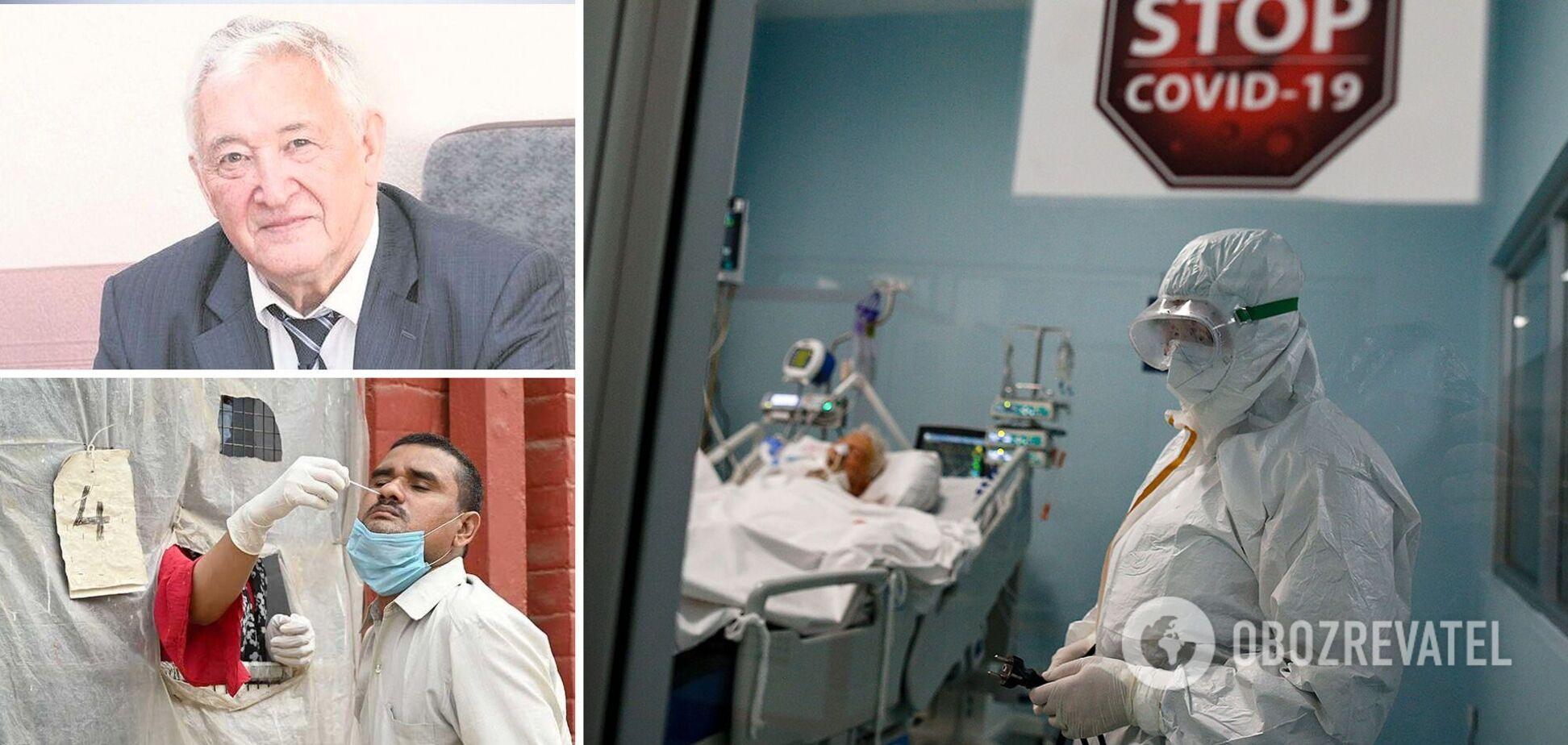 Академик НАН рассказал о новой вспышке коронавируса осенью