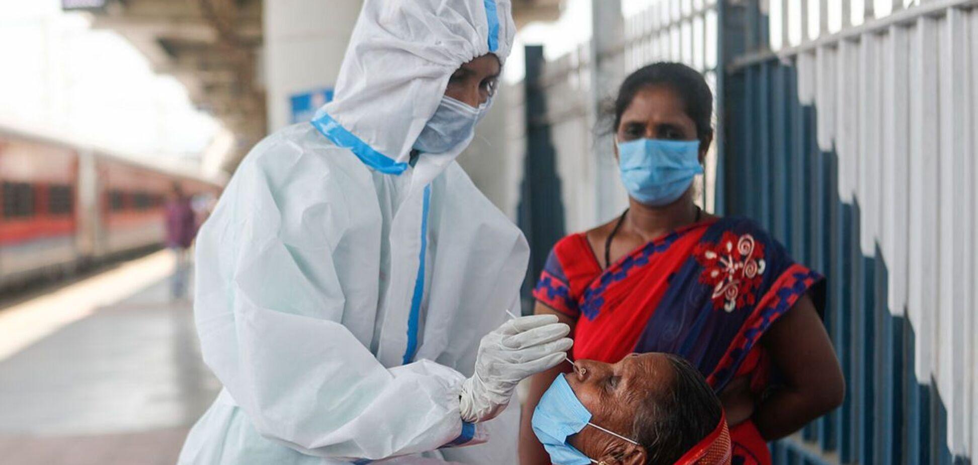 Индийский штамм COVID-19 может вызывать гангрену и нарушение слуха