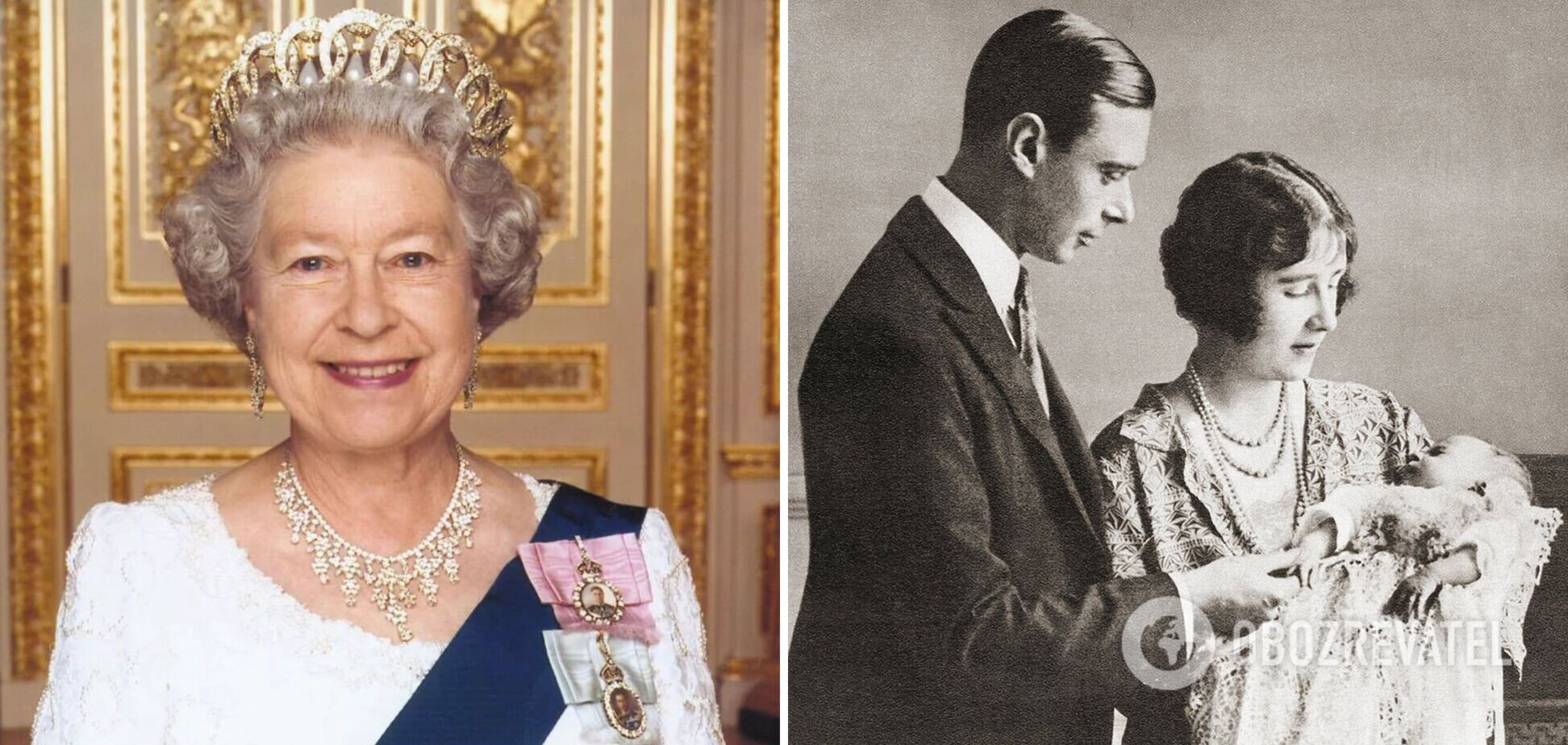 З'явилося рідкісне фото батьків королеви Єлизавети II