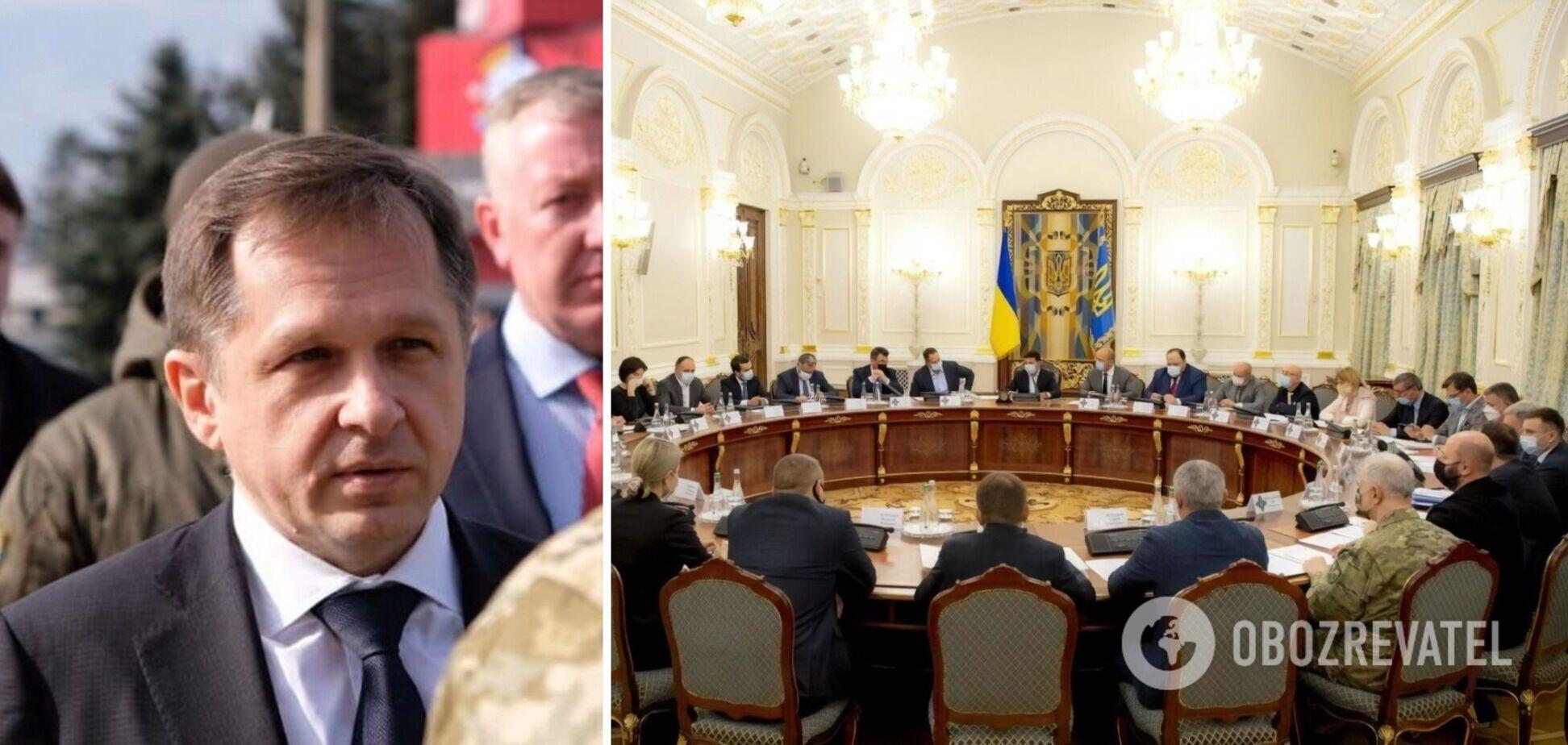 Необхідно знайти баланс між екологічною політикою та економічною безпекою України – РНБО