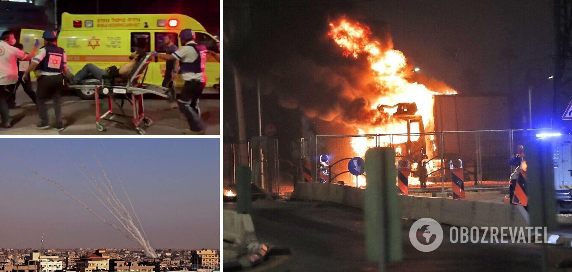 В Ізраїлі після обстрілів почалися погроми і 'суди Лінча': Нетаньяху зажадав припинити анархію