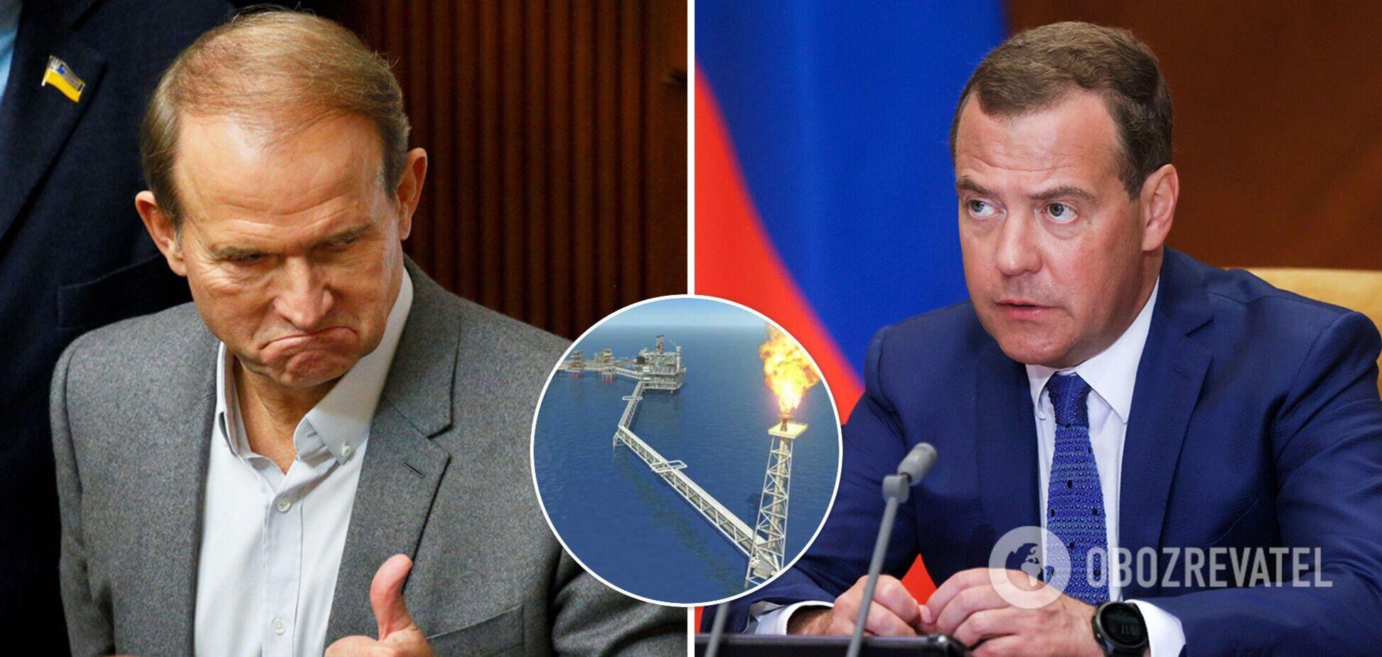 Як Медведчук 'передав' кримське родовище нафти і газу Росії та чи вдасться його посадити: розбір схеми