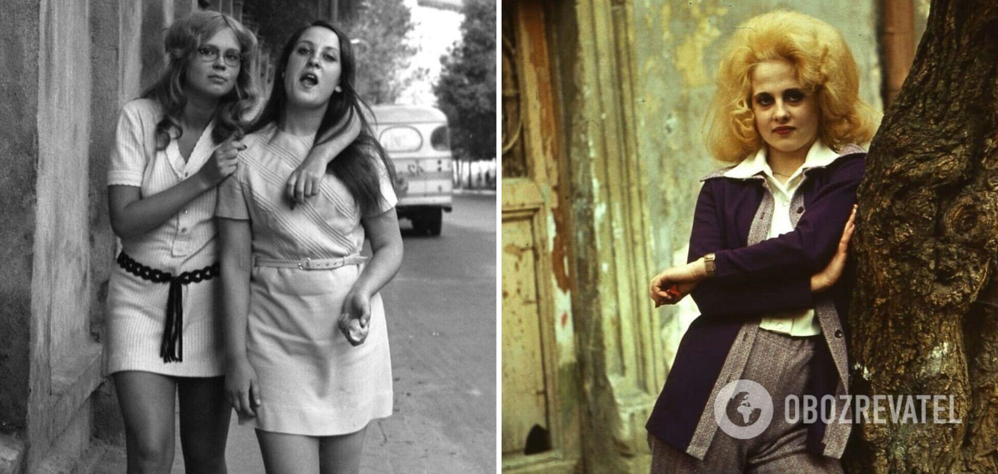 Як виглядали українські жінки у70-80-х роках