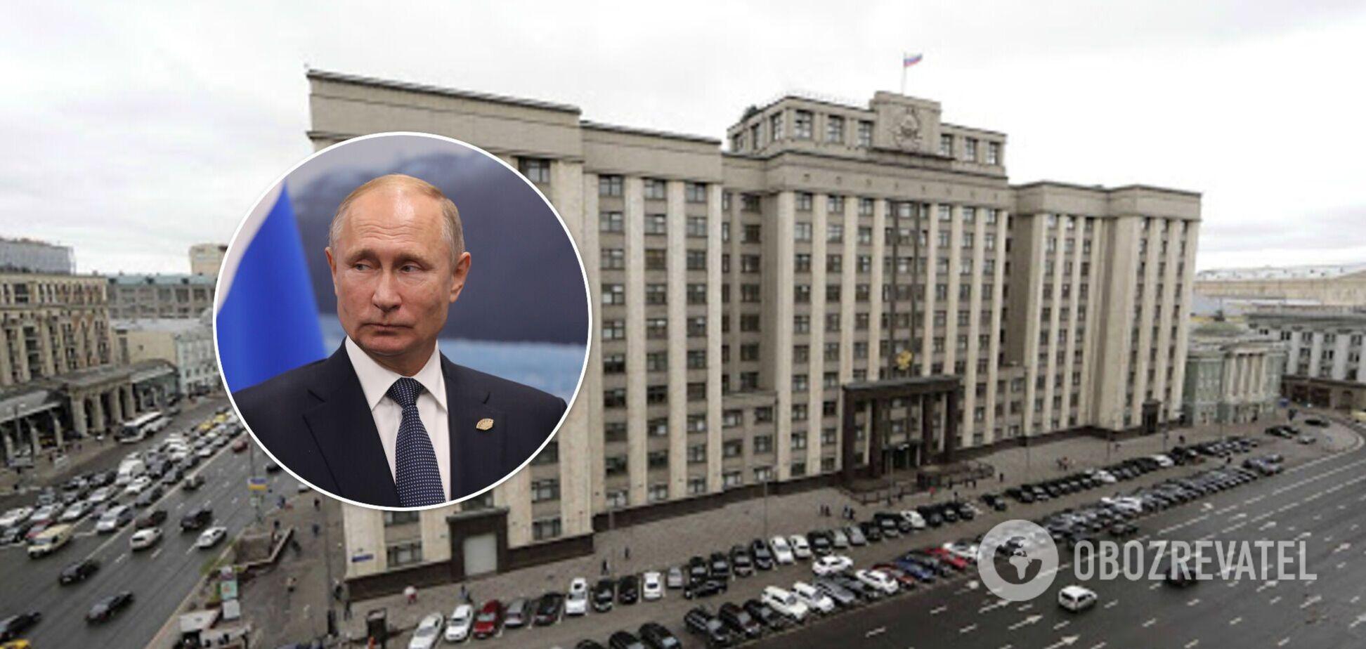 Навіщо партія Путіна веде в парламент бойовиків, що воювали на Донбасі
