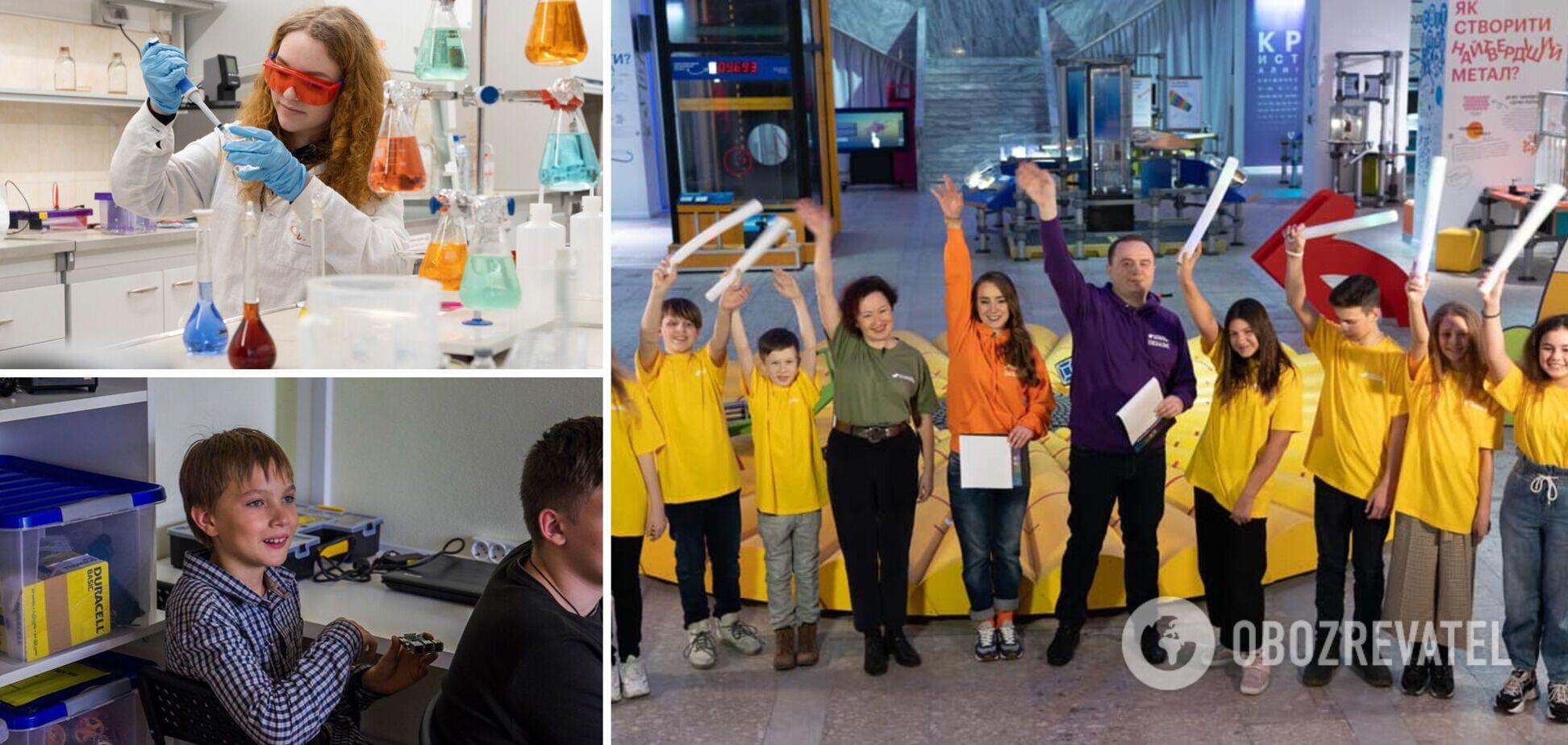 'Воспитать стартаперов': где в Украине готовят изобретателей