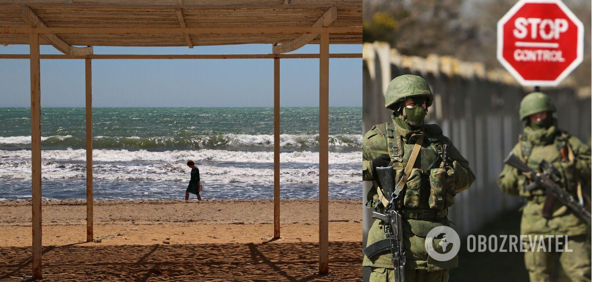 Туристический сезон в Крыму снова провалится: названы главные причины