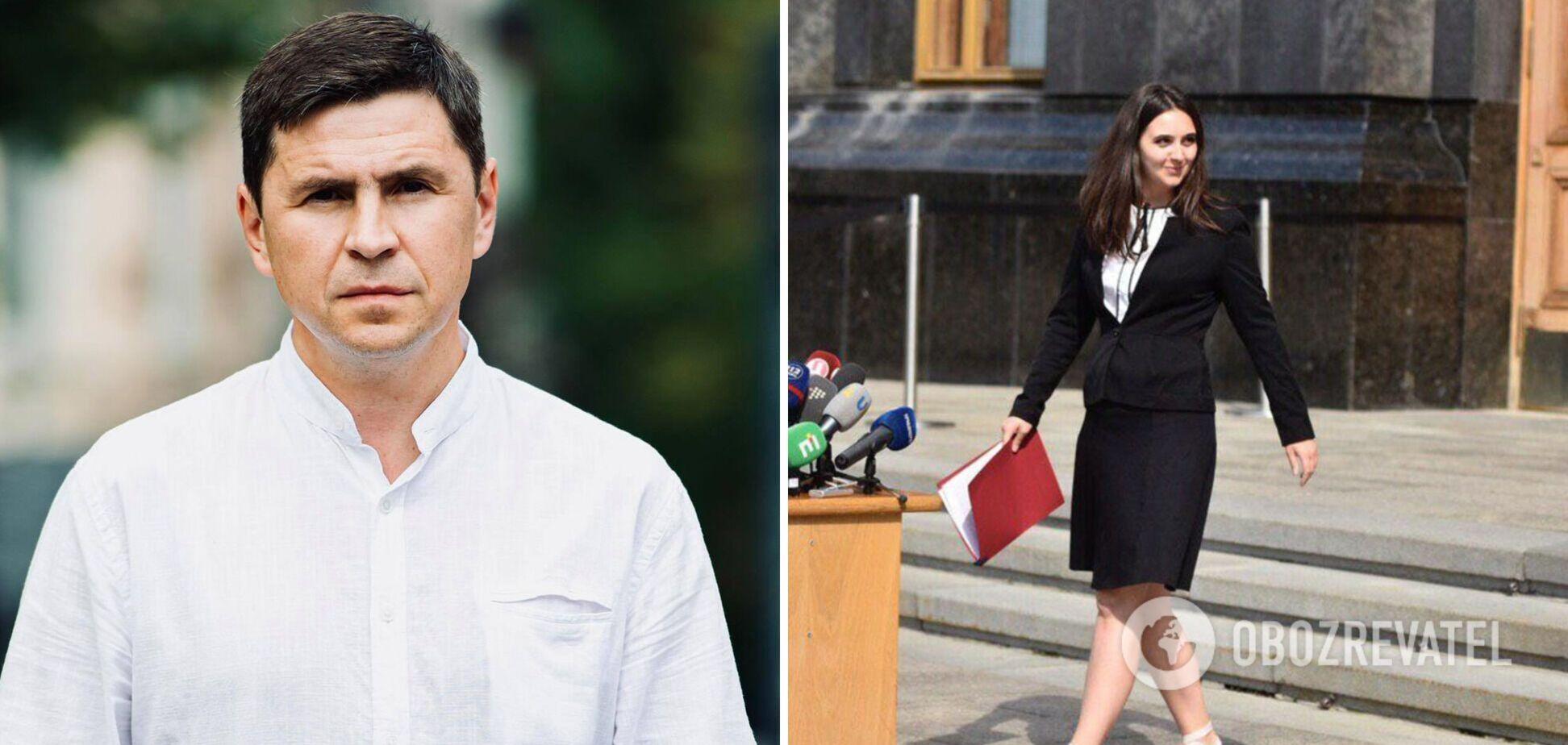 Замену пока не нашли: Мендель продолжает исполнять обязанности пресс-секретаря Зеленского