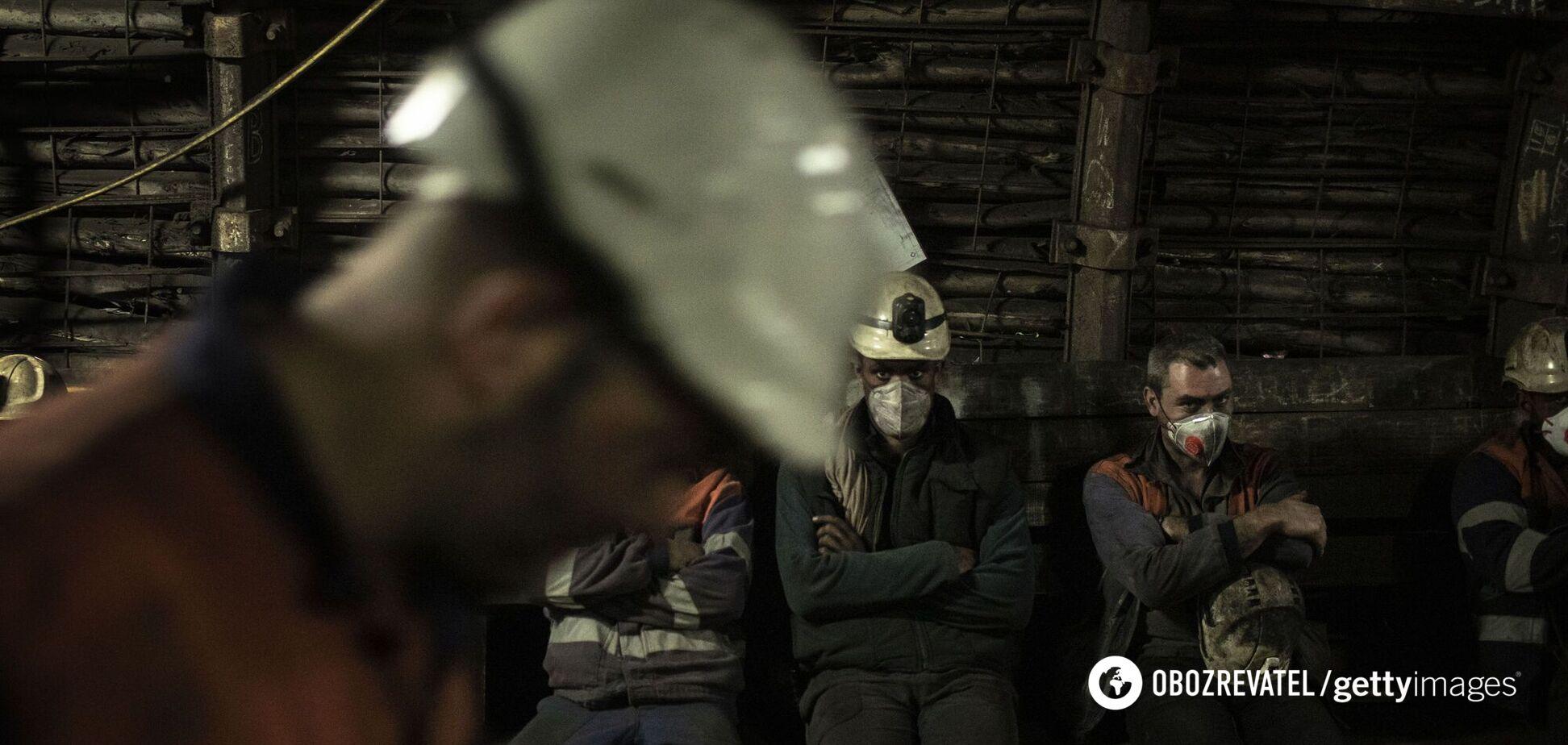 Міненерго пообіцяло виплатити шахтарям понад 830 млн гривень боргів за зарплатами