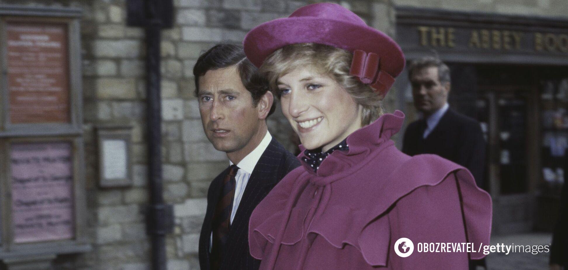 Стало відомо про таємну наречену принца Чарльза до одруження з Діаною