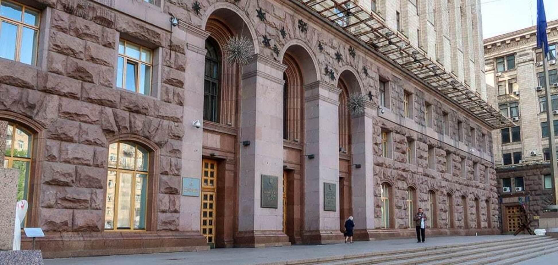 Обшуки в Департаменті соцполітики стосуються справи дворічної давнини – КМДА