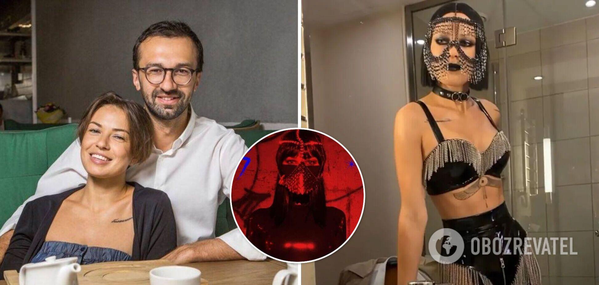 Лещенко вперше прокоментував скандал з виступом дружини Dj Nastia на секс-вечірці в Росії