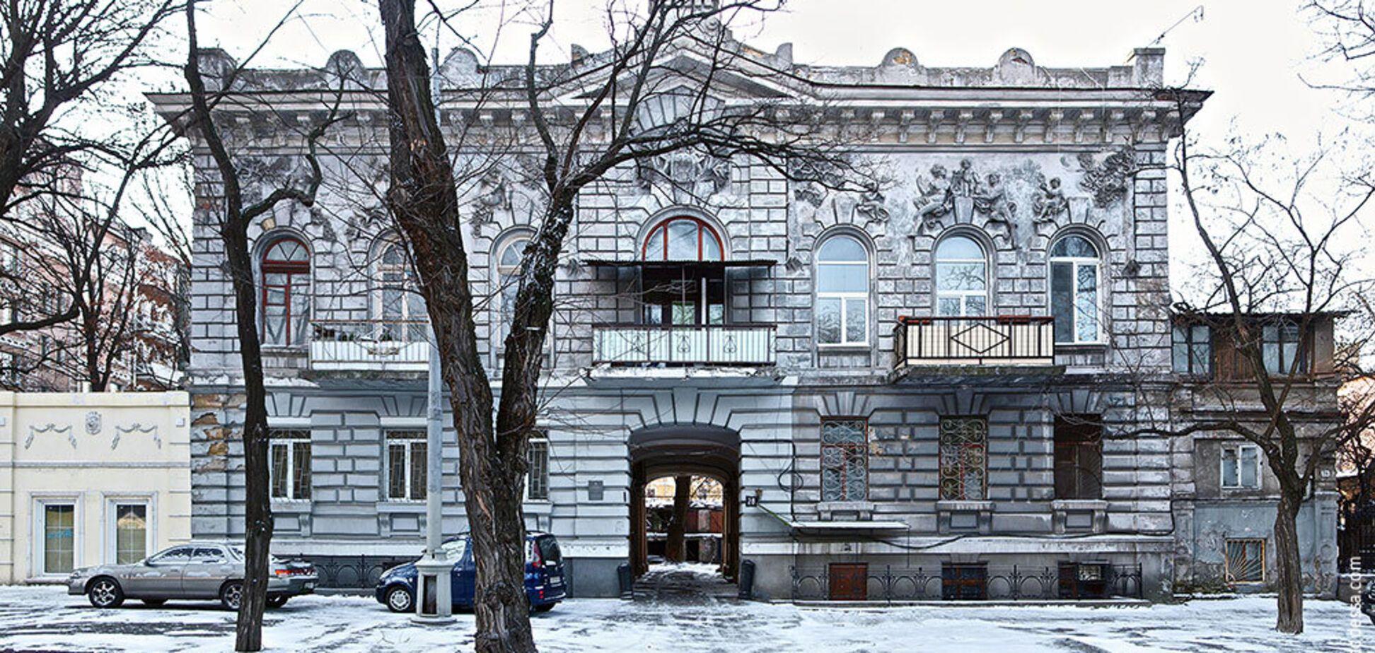 В Одессе продают два старинных особняка – памятника архитектуры