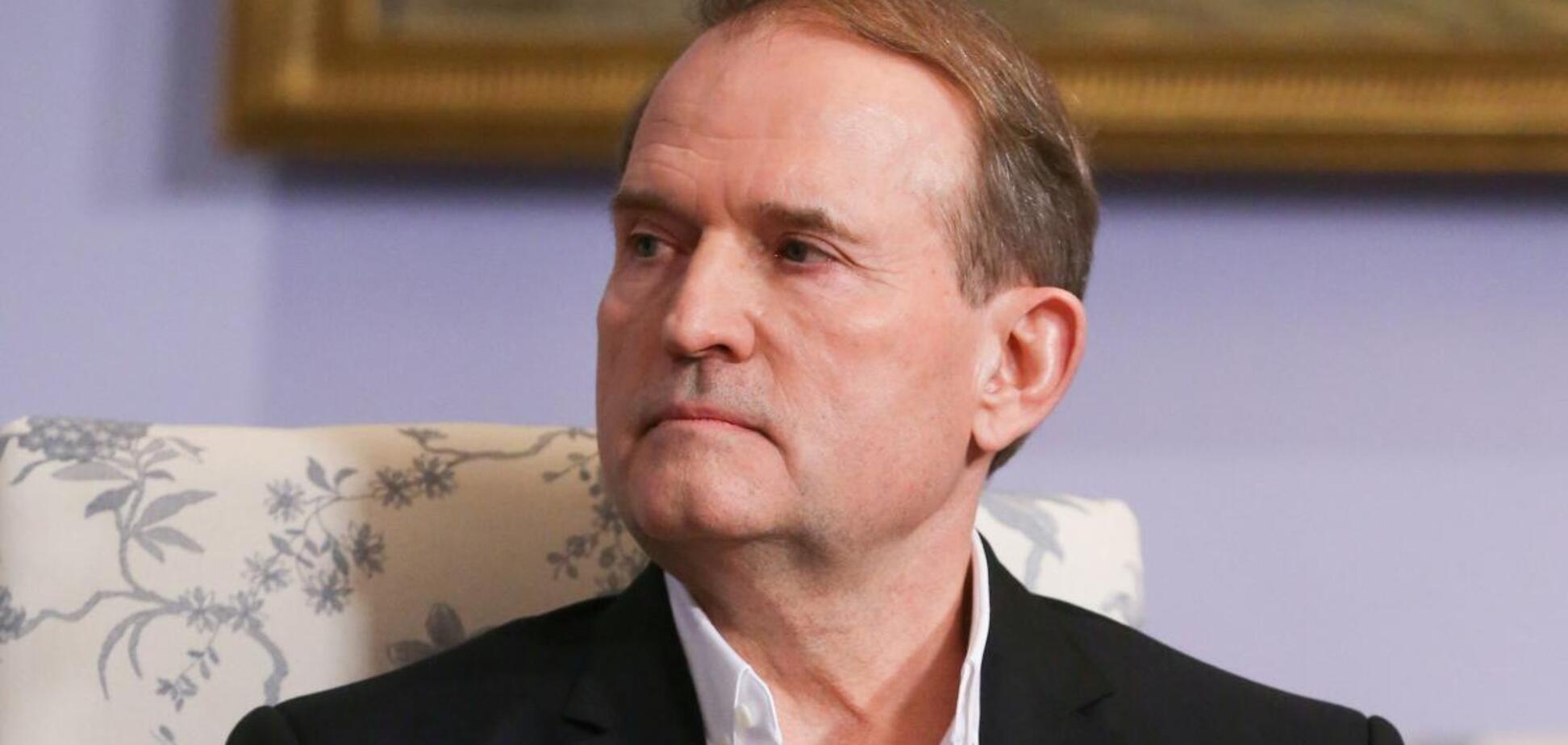 Медведчук прибув в Офіс генпрокурора й заявив, що готовий до арешту. Відео