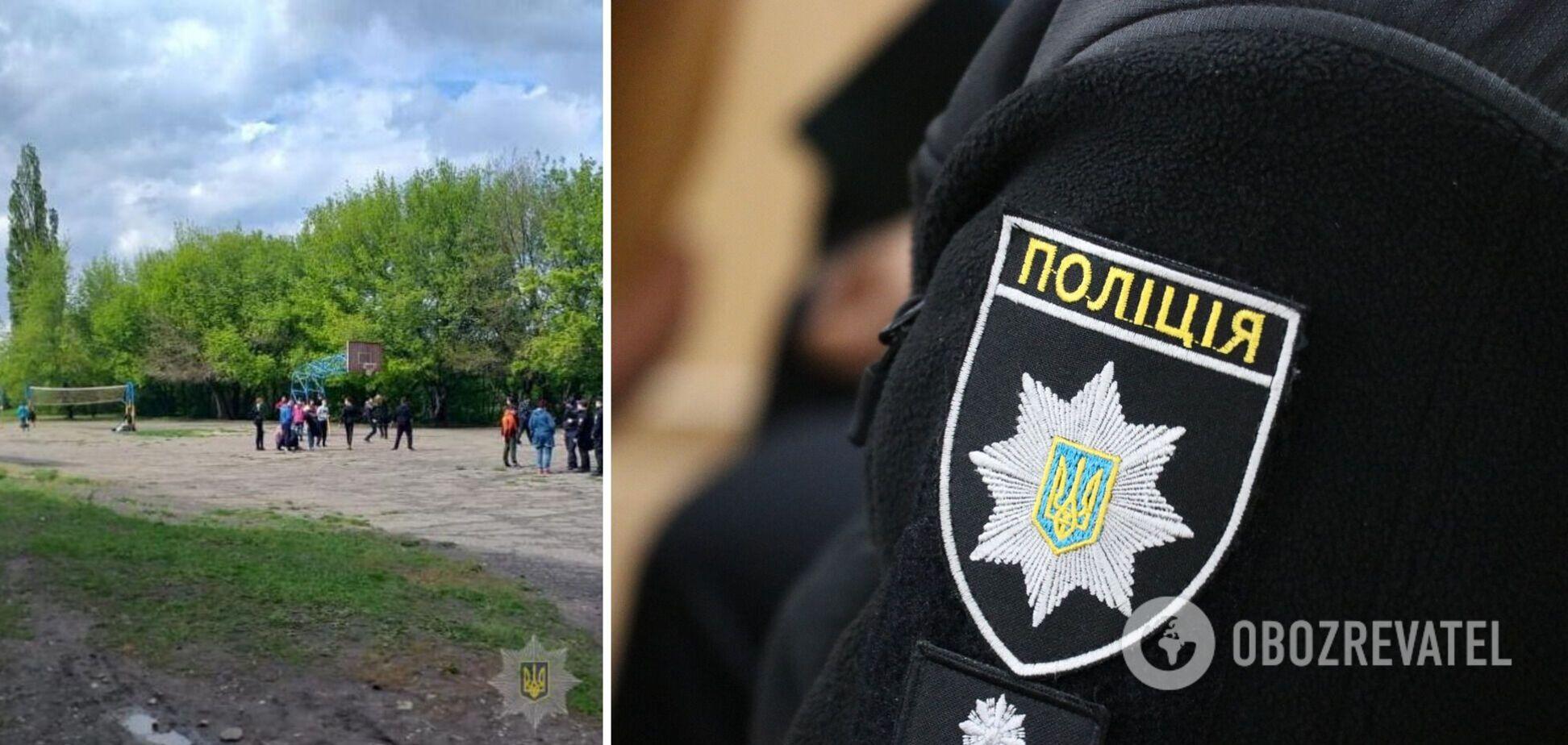 ЧП в школе Новодружеска