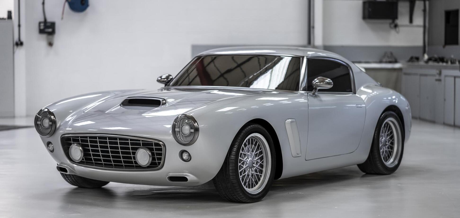 Британці створили спорткар за мотивами Ferrari 50-х