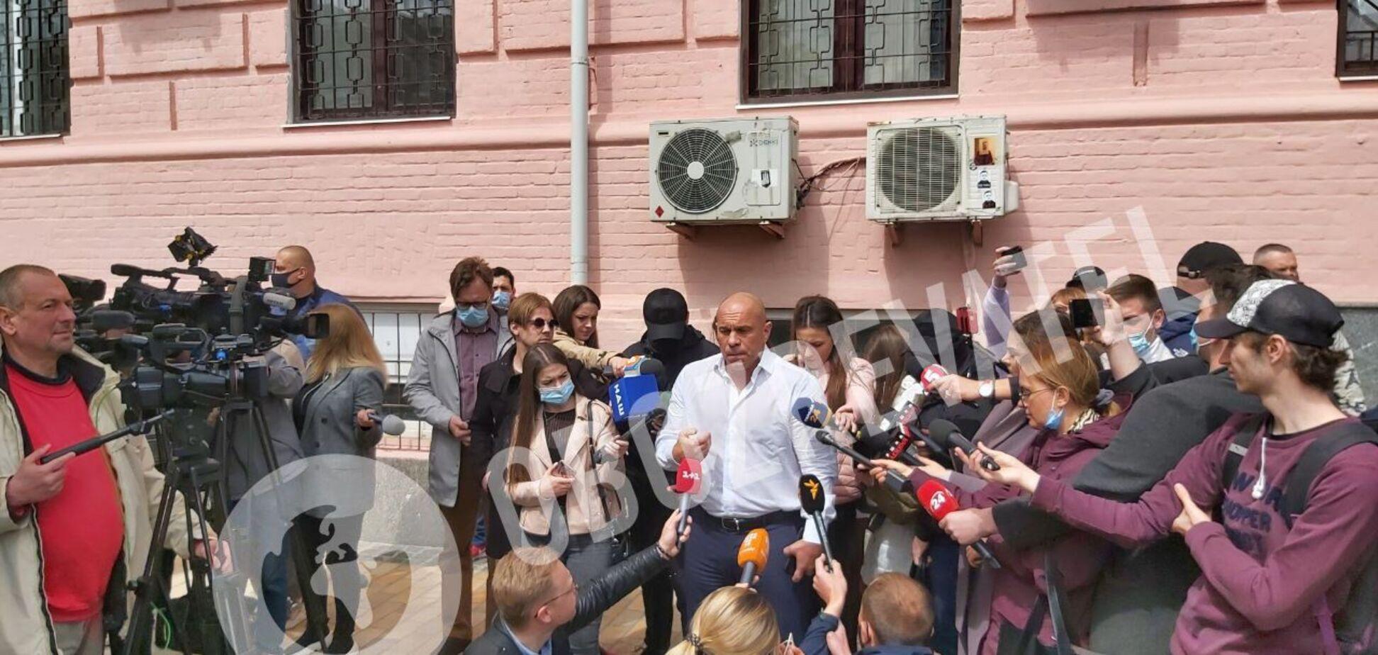 Нардепи від ОПЗЖ заявили про готовність взяти Медведчука під особисту поруку