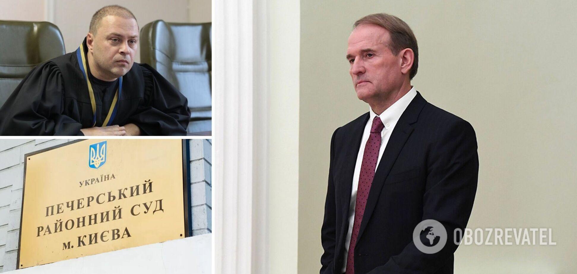 Дуже 'бідний' і скандальний: що відомо про суддю, який вирішує долю Медведчука