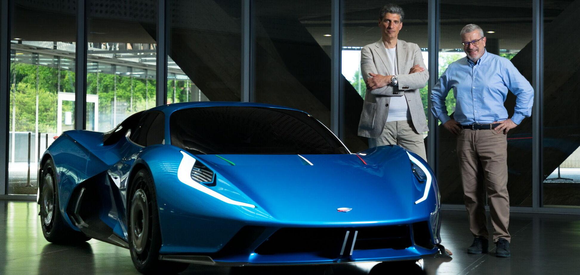 В Італії показали суперкар за 2 мільйони євро
