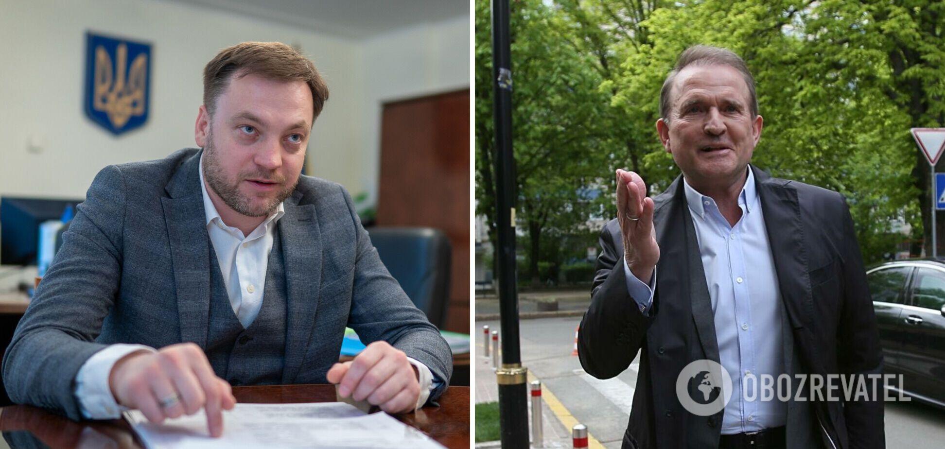 У 'Слузі народу' розповіли, як готувалася підозра Медведчуку й що буде далі