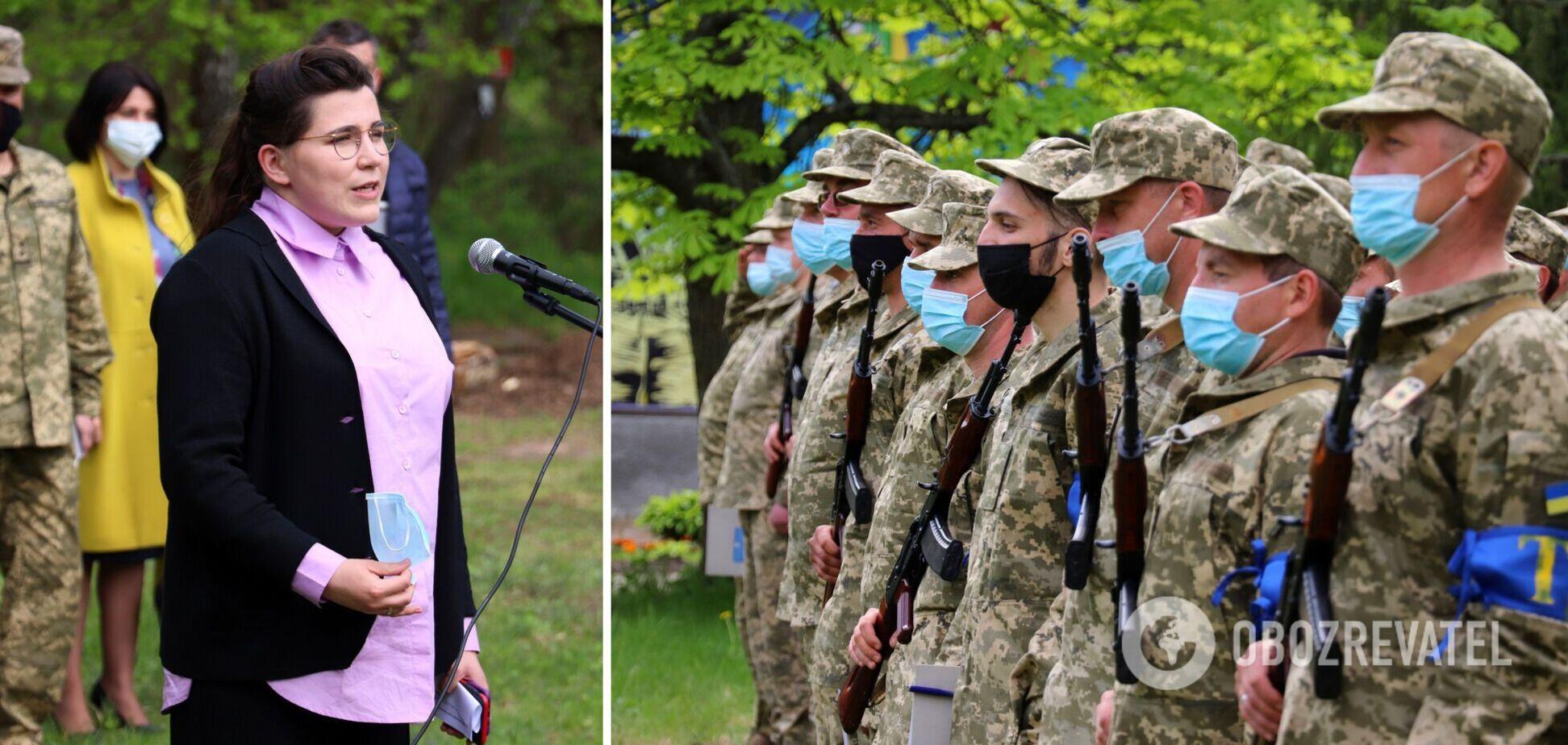 Коваленко – об учениях по теробороне на Черниговщине: явка более 100%