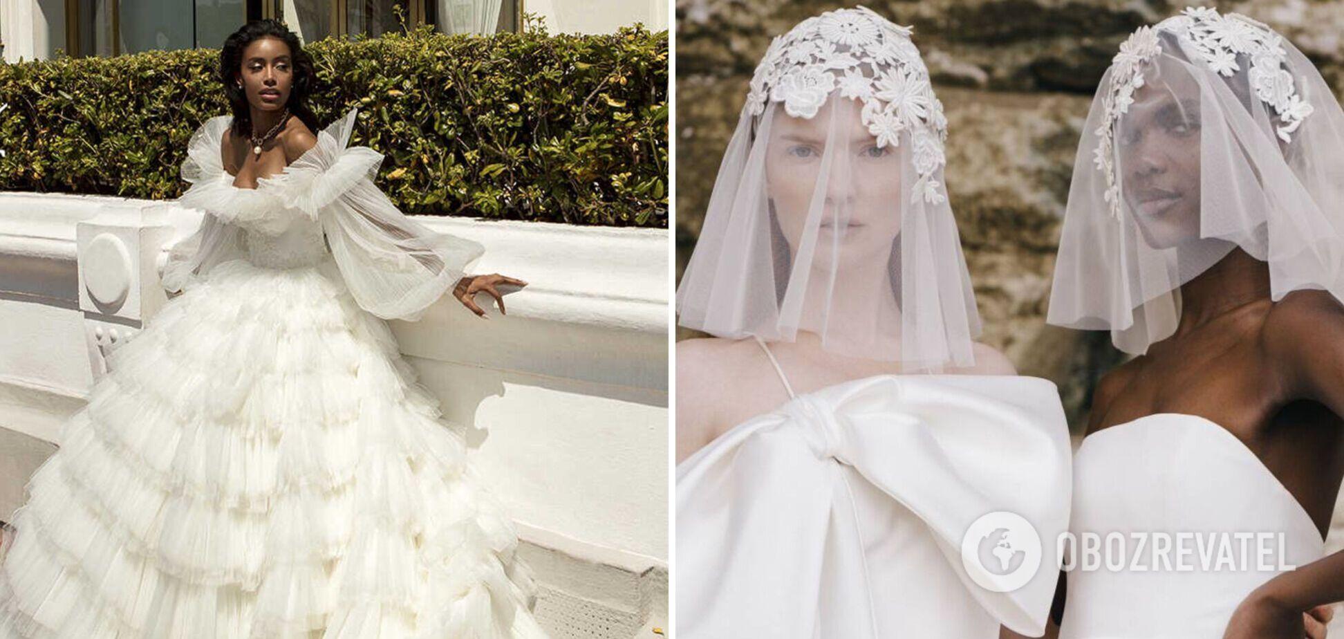 Весільні тенденції 2021 року