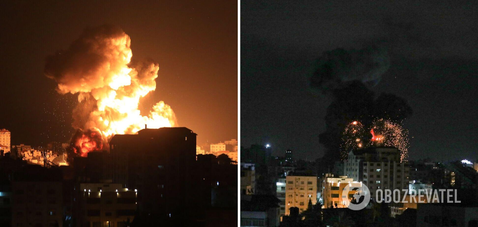 Конфликт Израиля и Палестины