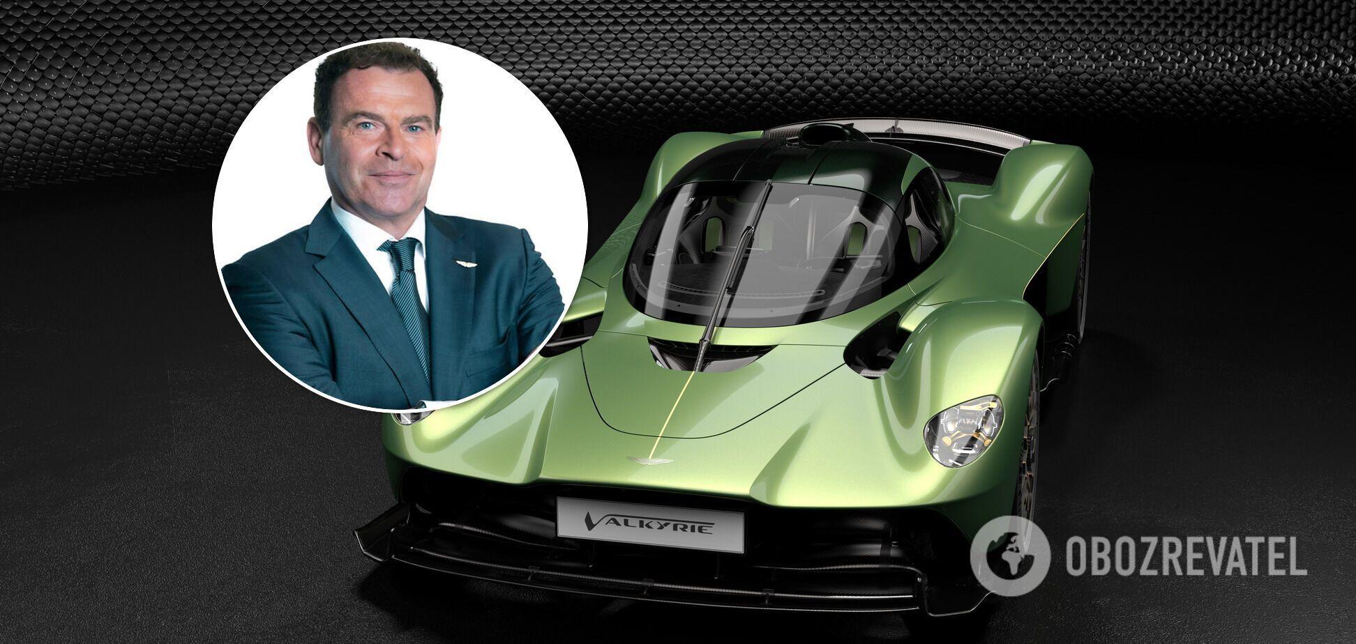Aston Martin планує налагодити випуск електрокарів