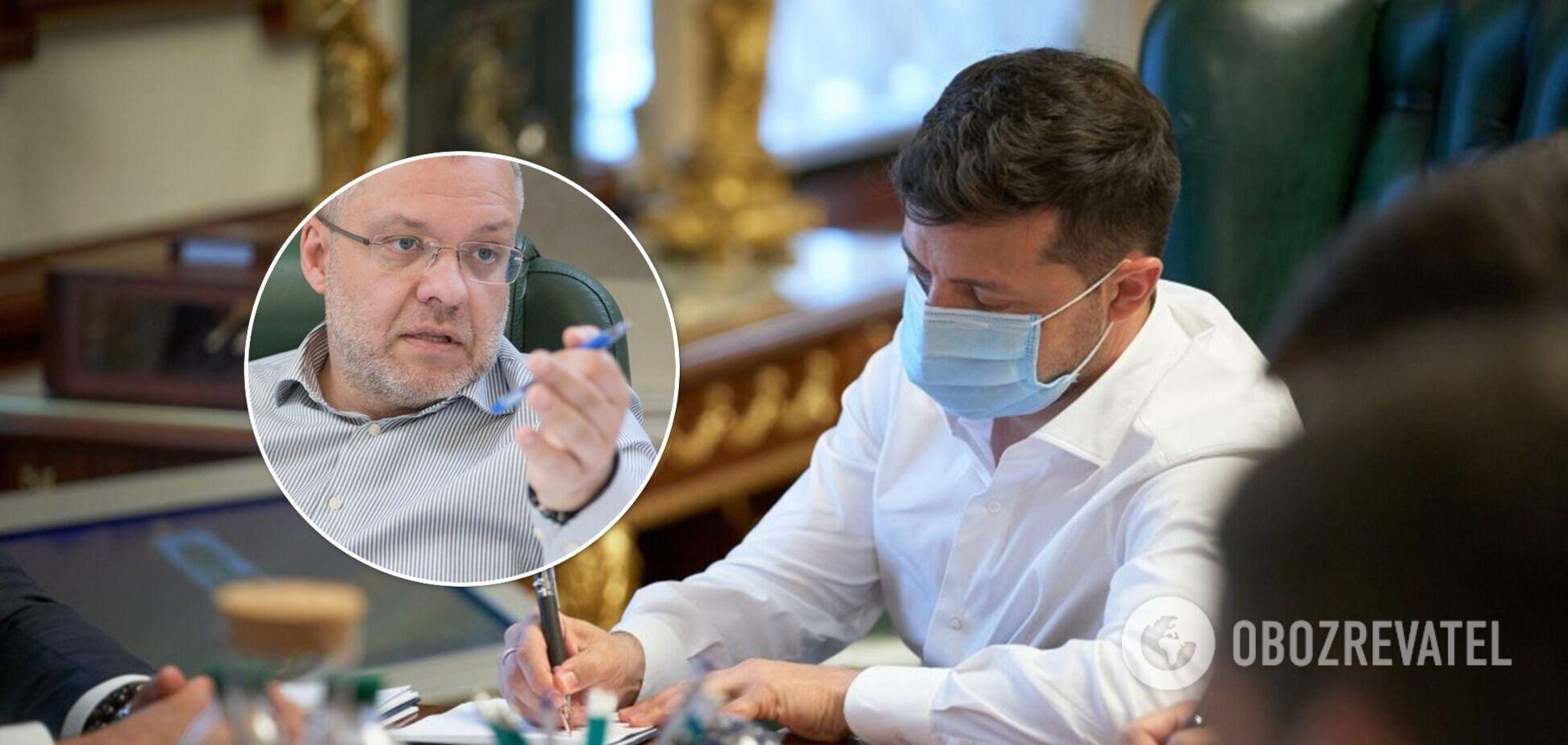 Зеленський розширив склад РНБО, ввівши нового міністра