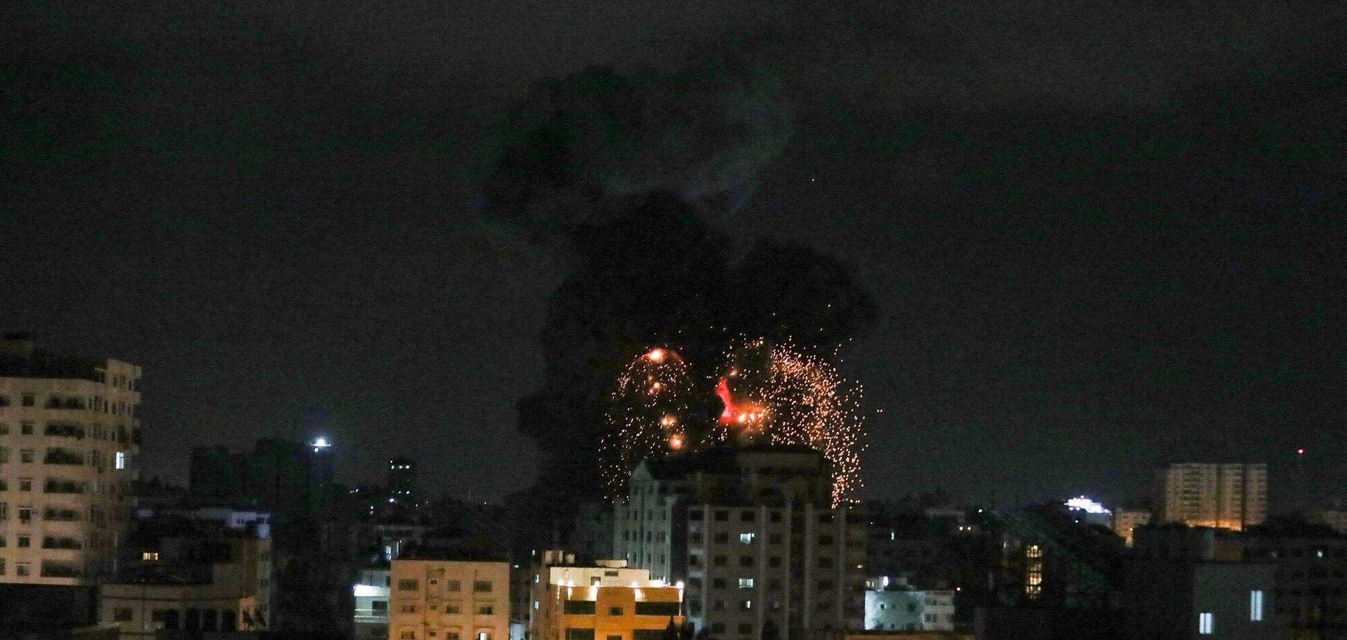 Число жертв конфликта между Израилем и ХАМАСом уже превысило 80 человек: погибли 17 детей