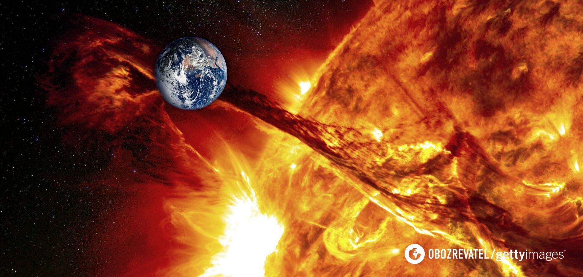 Магнітні бурі у травні: вчений попередив про непростий тиждень із сонячними 'бомбами'