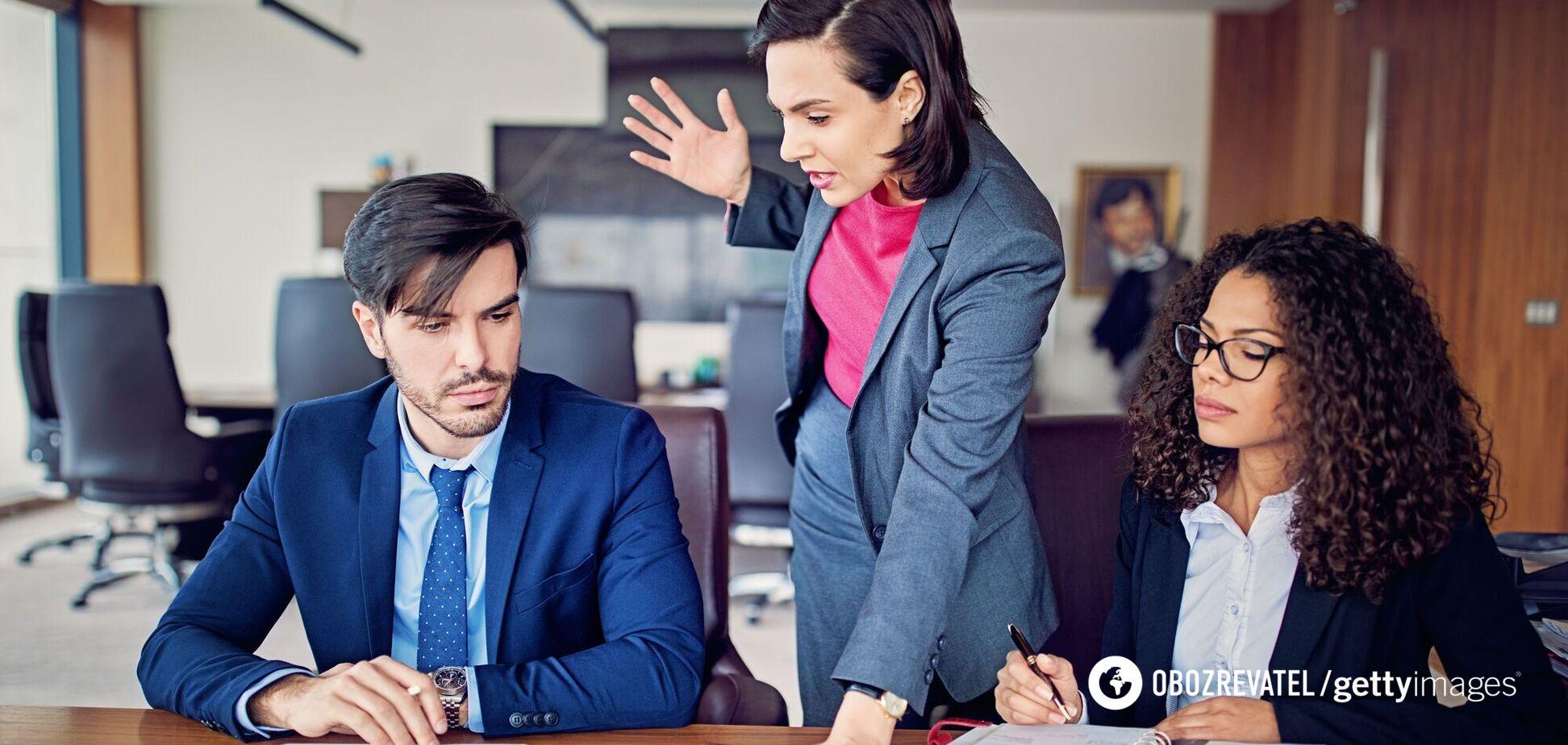 Агрессивный начальник: как правильно дать отпор