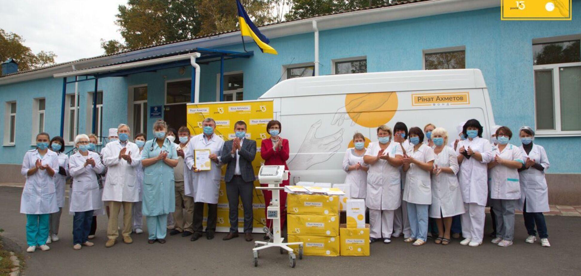 Ахметова назвали найвідомішим благодійником України - дослідження