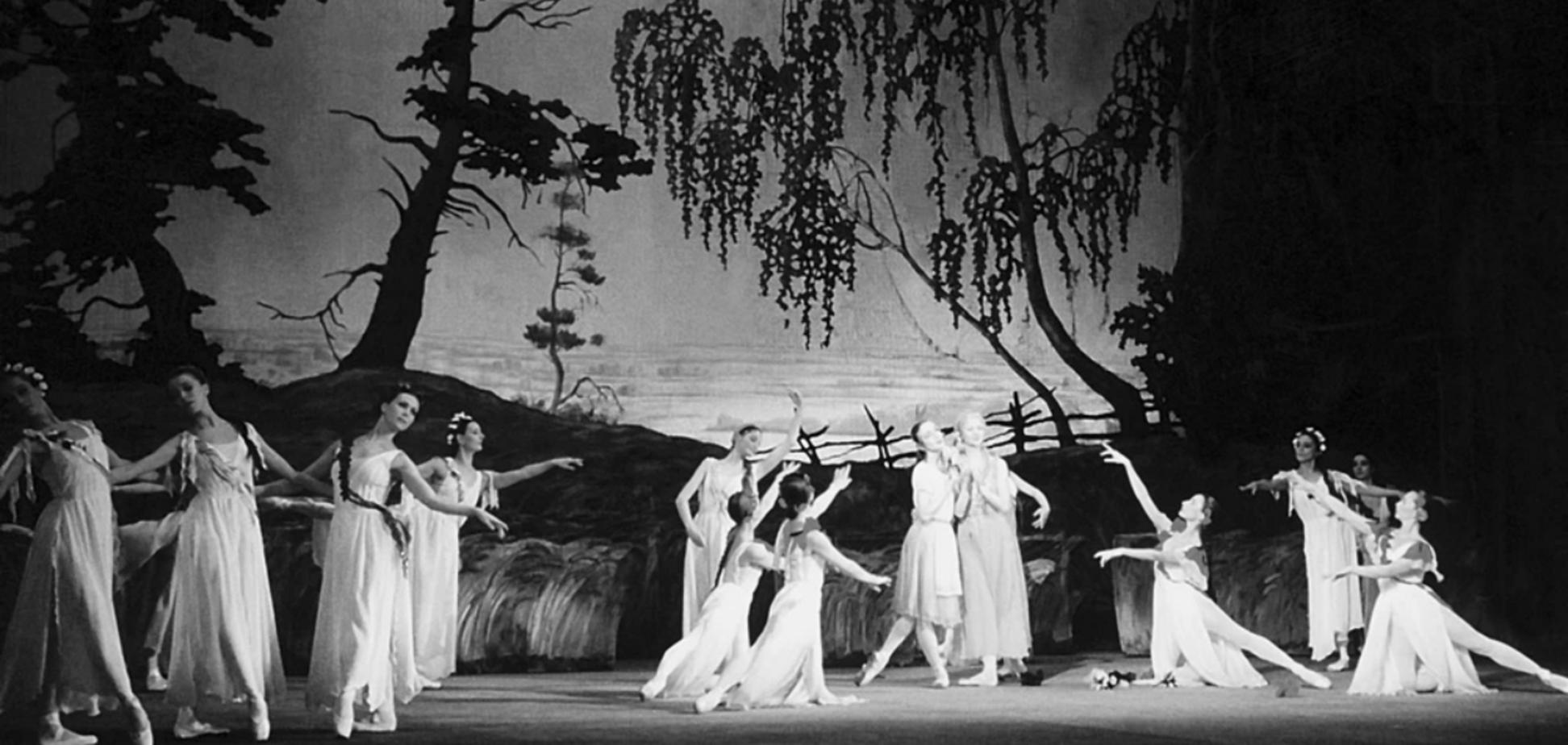 Українські балерини у 20-ті роки