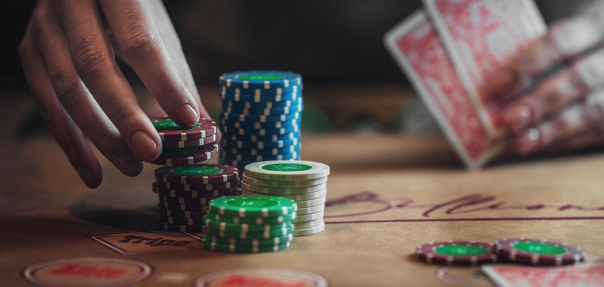14 травня 2021 року в готелі 'InterContinental-Kyiv' розпочне роботу перше в столиці легальне казино