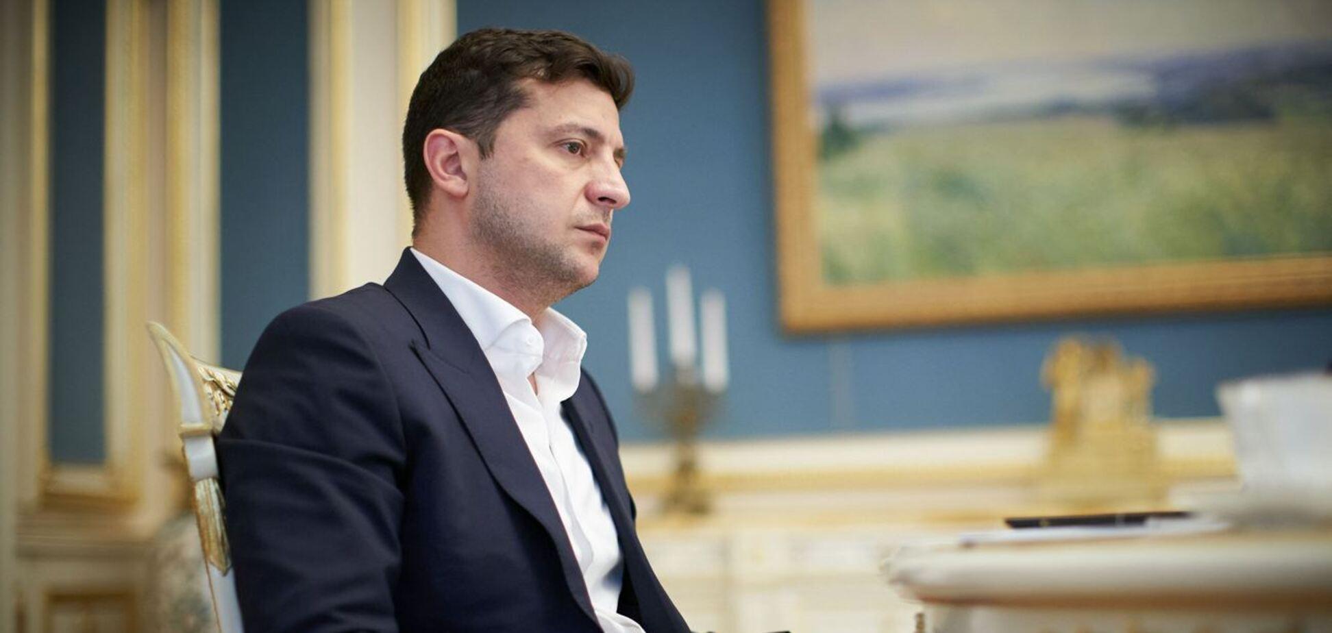Зеленский рассказал об итогах заседания СНБО