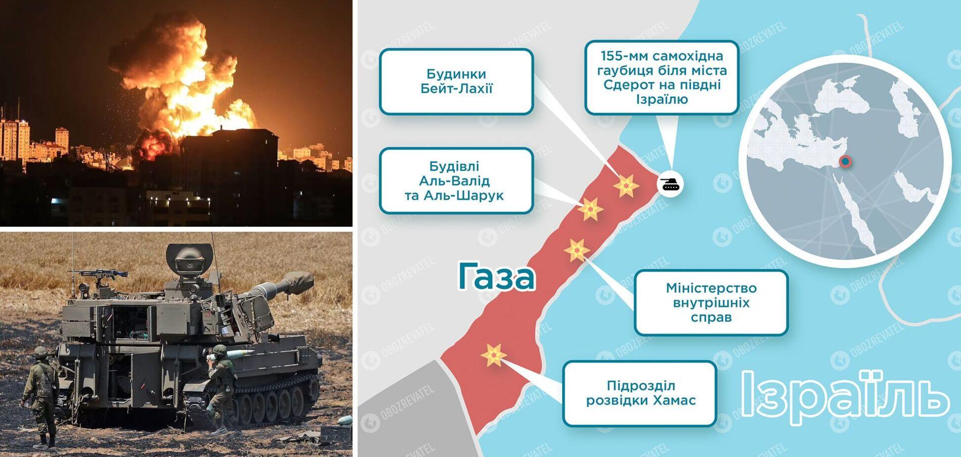 Израиль подвергся атаке из сектора Газа и отплатил авиаударом: что сейчас происходит в зоне противостояния