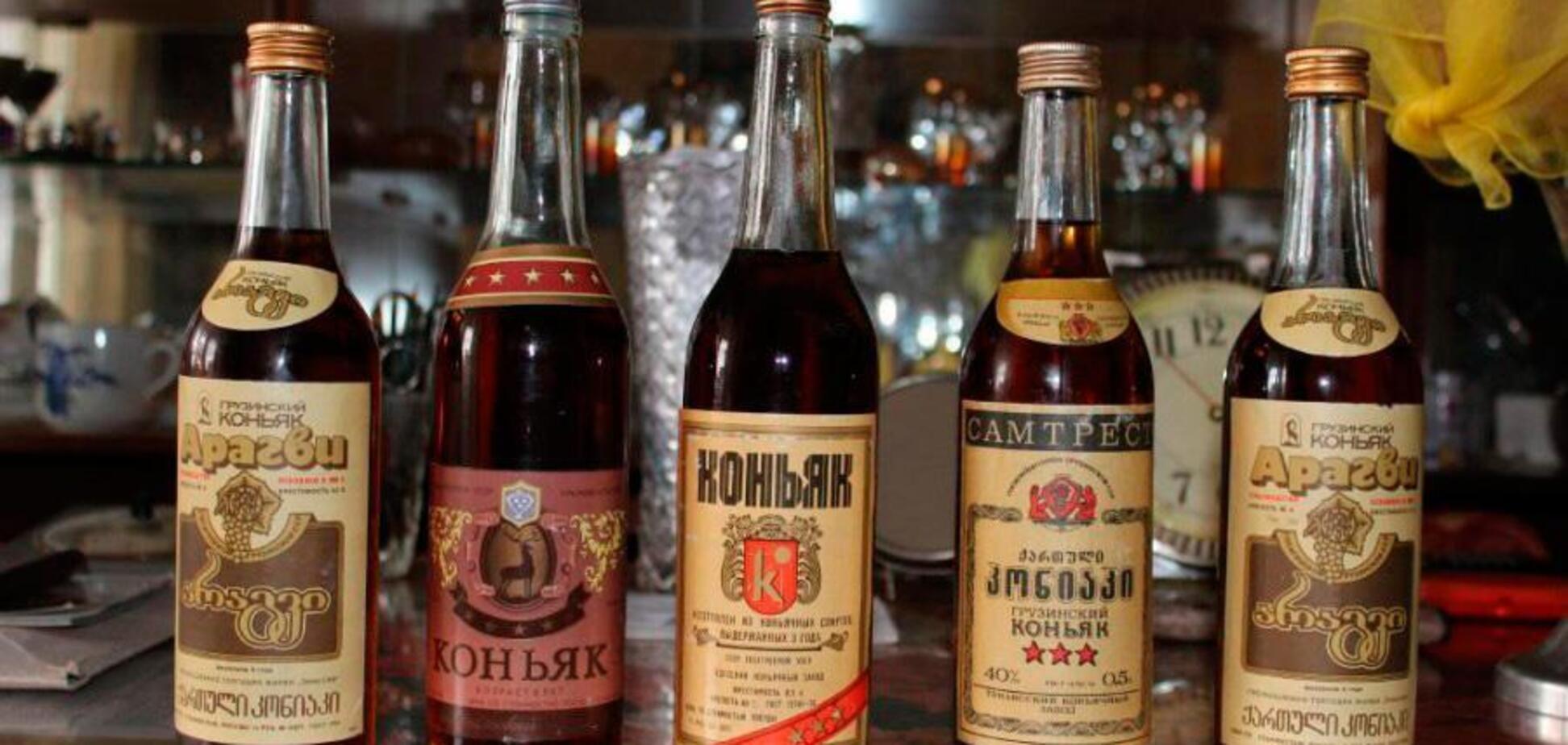 Напої з СРСР