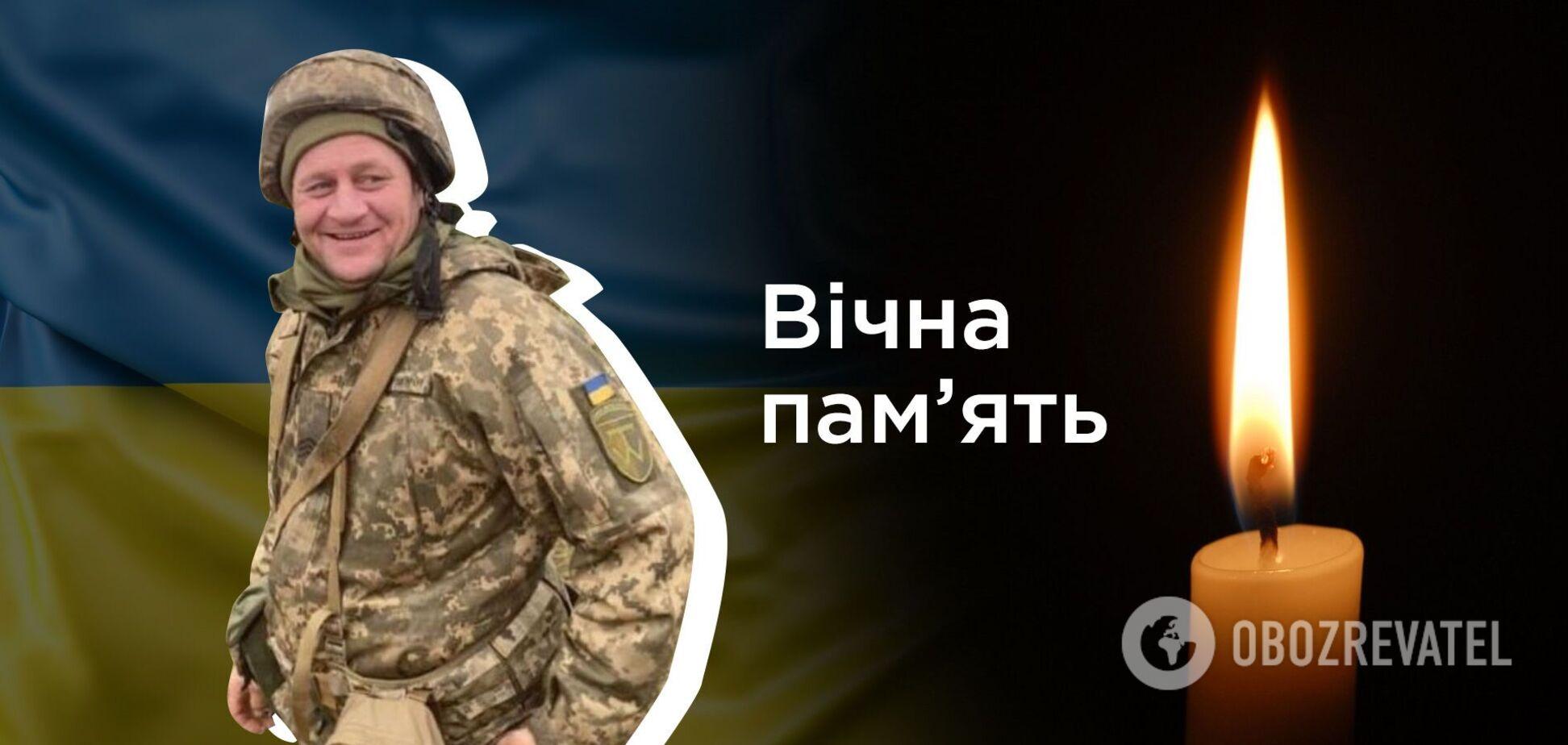 Павел Колесник погиб на Донбассе