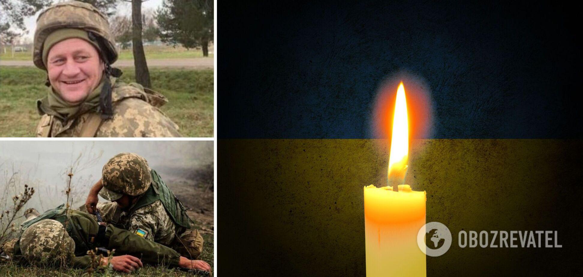 Був патріотом, після поранення повернувся на фронт: що відомо про бійця, вбитого росіянами на Донбасі