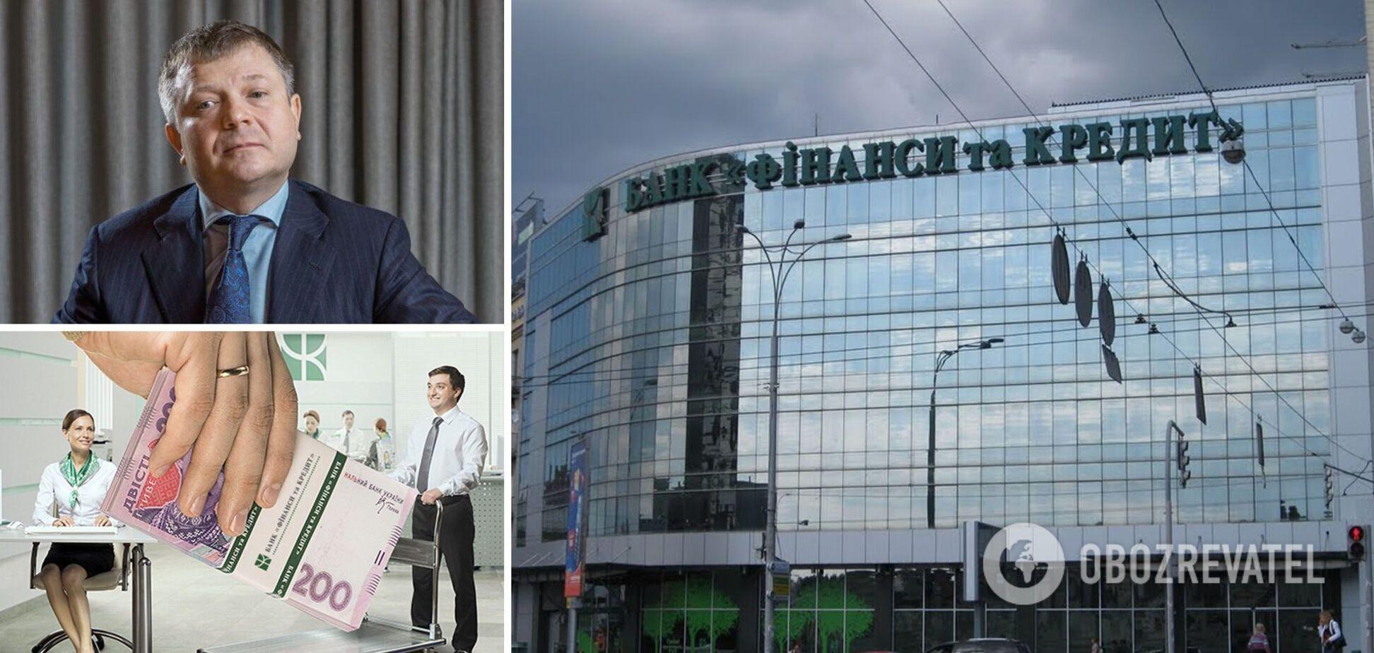 Константин Жеваго покупает кредиты своего банка