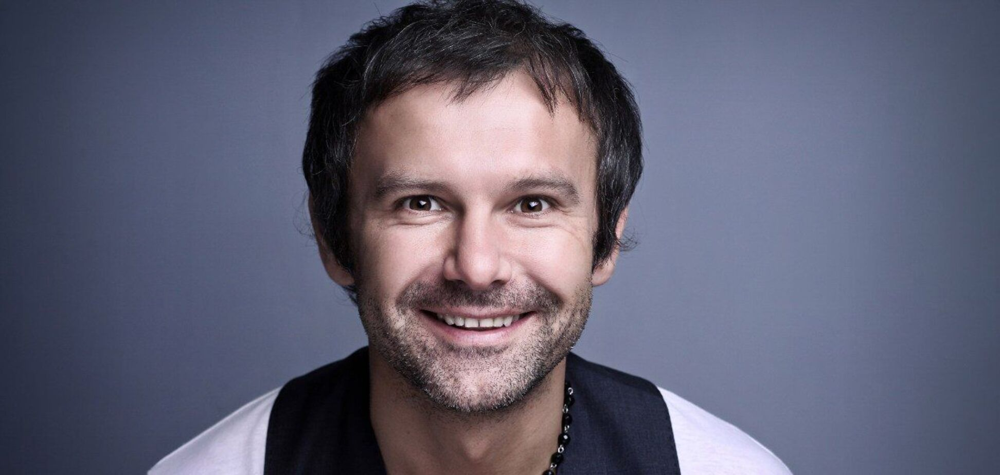 Український музикант Святослав Вакарчук