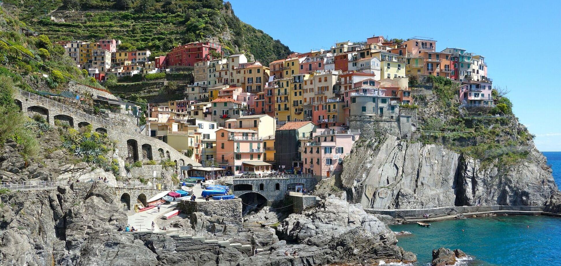 Італія відкривається для туристів: відомі правила в'їзду