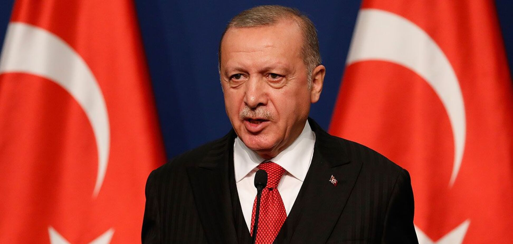 Ердоган назвав Ізраїль 'терористичною державою' і зажадав дій від Радбезу ООН
