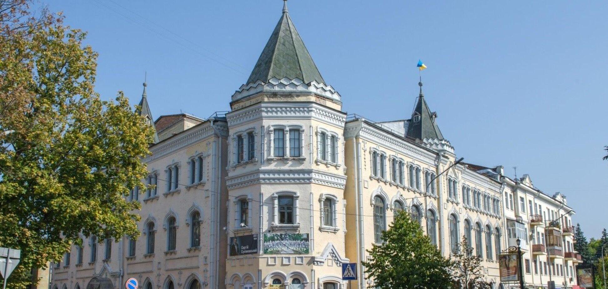 У Чернігівській обласній філармонії відновилася реставрація