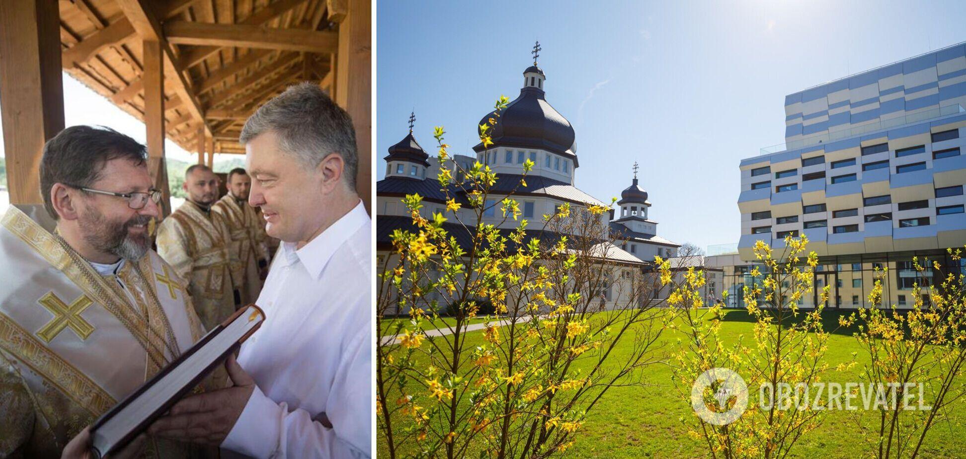 Порошенко пожертвував $100 тисячУкраїнському католицькому університету: на що витратять