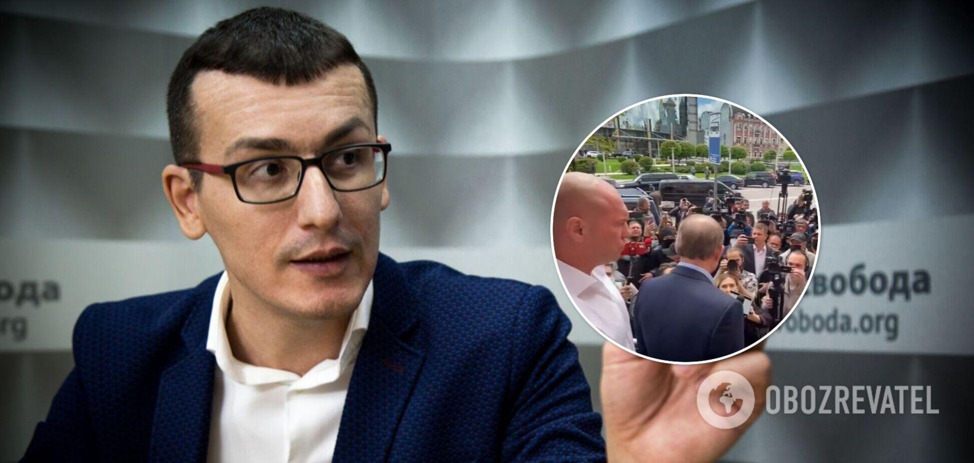 Правоохоронці мають розслідувати агресію проти журналістів у Печерському суді– НСЖУ