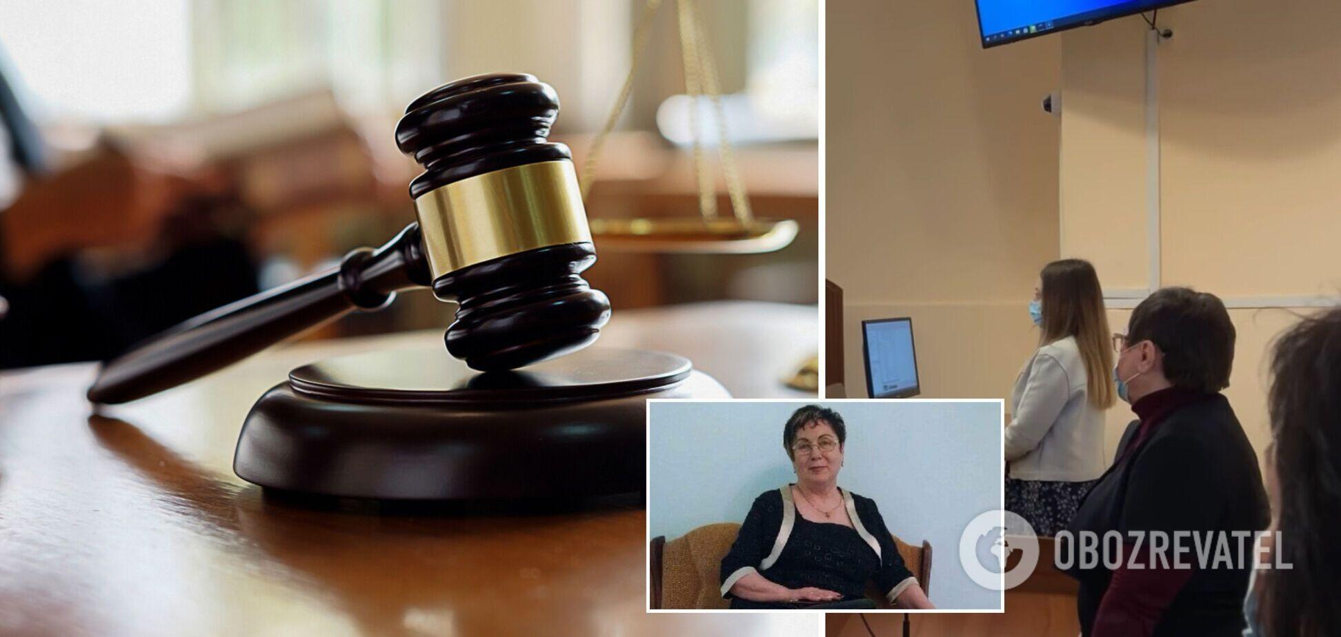 На Львівщині суд оштрафував директорку ліцею, яка влаштувала цькування учнів