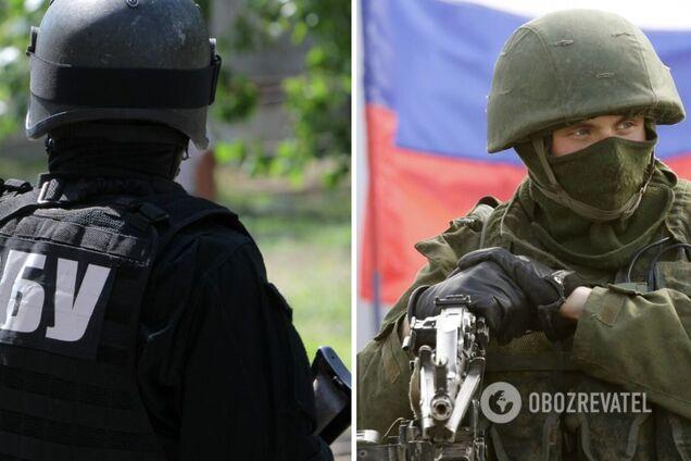 СБУ на границе с оккупированным Крымом отработала возможное наступление РФ вглубь Украины