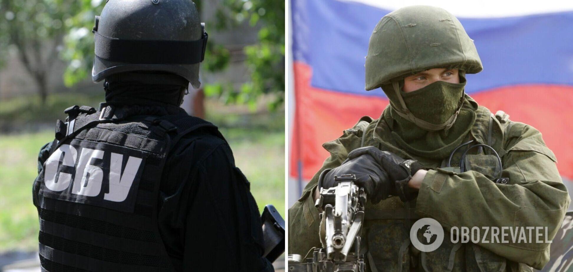 СБУ на кордоні з окупованим Кримом відпрацювала можливий наступ РФ углиб України